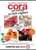 Promos et remises  : Catalogue Cora