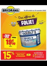 Prospectus Bricorama SOISY  : Catalogue Bricorama