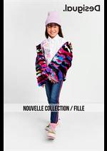 Promos et remises  : Nouvelle Collection / Fille