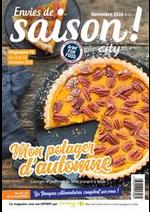 Journaux et magazines Carrefour city : City Bi-mensuel S48S49