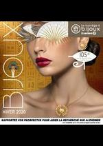 Prospectus E.Leclerc : BIJOUX HIVER 2020