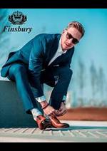 Prospectus Finsbury : Les Nouveautés Homme