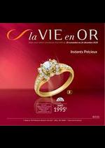 Prospectus Auchan : La Vie en Or - Instants Précieux