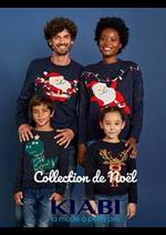 Catalogues et collections Kiabi : Collection de Noel