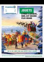 Prospectus E.Leclerc : Catalogue E.Leclerc