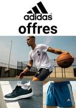 Prospectus Adidas : Promos Hommes