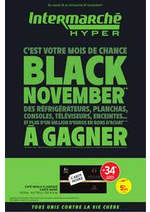 Promos et remises  : BLACK NOVEMBER