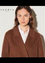 Prospectus Sandro : Blouson & Manteaux