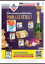 Promos et remises  : Des promos pétillantes pour les fêtes !