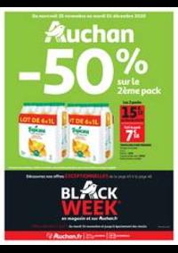 Promos et remises Auchan ISSY LES MOULINEAUX : Encore des bons plans !