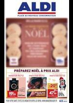 Prospectus Aldi : LA VRAIE SURPRISE DE NOËL