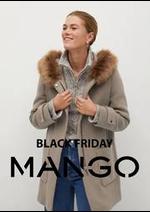 Prospectus MANGO : Black friday pour Femme 2020 - Jusqu'à -50 % sur des MILLIERS d'articles en ligne