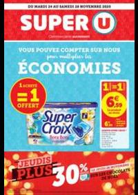 Prospectus Super U VILLE D'AVRAY : Catalogue Super U