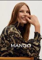 Catalogues et collections MANGO : Sustainable Choice für Damen 2020
