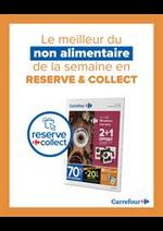 Prospectus Carrefour : Reserve & Collect