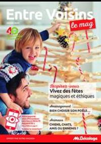 Prospectus Mr Bricolage PARIS 21-25 RUE DE MENILMONTANT : Entre Voisins HIVER