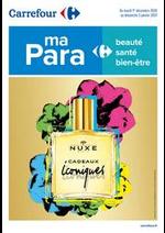 Prospectus Carrefour : Ma para : beauté, santé, bien-être