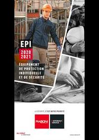 Prospectus RABONI Paris : EPI 2020/21