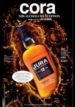 Prospectus Cora : Nos alcools d'exception