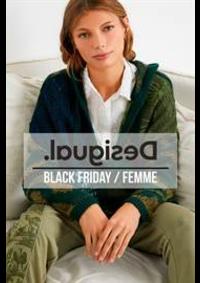 Prospectus Desigual Paris 137 rue du Faubourg Saint Antoine : Offres Desigual Black Friday Femme