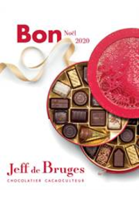 Prospectus Jeff de Bruges Paris 172 avenue Ledru Rollin : Bon Noël 2020