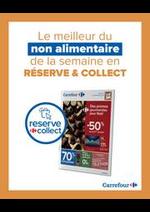 Prospectus Carrefour : Des promos gourmandes pour Noël