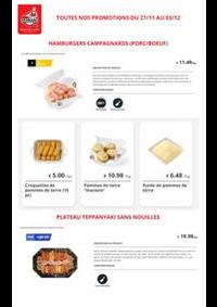 Prospectus Boucherie Renmans JETTE : Renmans Promoties