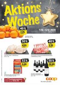 Prospectus Coop Supermarché Bolligen : Aktions Woche