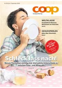 Prospectus Coop Supermarché Belp : Coopzeitung