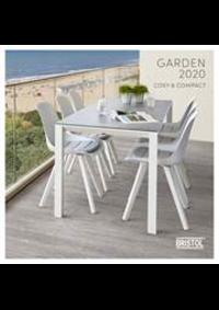 Prospectus Overstock Garden Tienen : Cosy & Compact