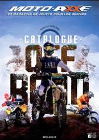 Prospectus Moto Axxe SAINT OUEN L'AUMONE : Catalogue 2020-2021