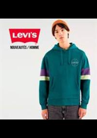 Prospectus Levi's Store Le Chesnay : Nouveautés / Homme