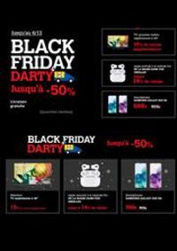 Promos et remises DARTY Roncq - Neuville-En-Ferrain : Offres Darty Black Friday
