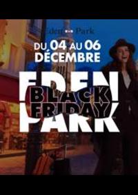 Promos et remises Revendeur Eden Park AULNAY SOUS BOIS : Offre Eden Park Black Friday