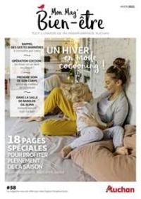 Prospectus Auchan BESSONCOURT : Un hiver en mode cocooning