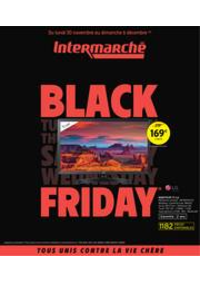 Prospectus Intermarché Super Tourcoing : Offre Intermarché Black Friday