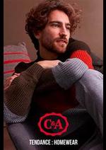 Prospectus C&A : Tendance : homewear