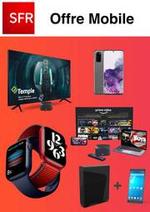 Promos et remises  : Offre Mobile
