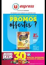 Promos et remises  : Catalogue U Express