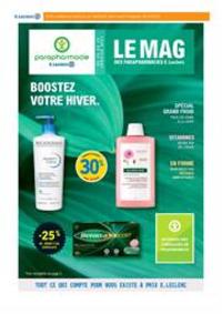 Prospectus E.Leclerc CHAMPAGNOLE : E.Leclerc Parapharmacie - Le mag