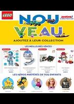 Prospectus JouéClub : Nouveau