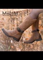 Prospectus Millim : Nouvelle Collection