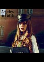 Prospectus Articles de Paris : Tendances Femme