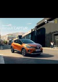 Prospectus Concession Renault CONCESSION RENAULT DE CHAMPAGNOLE : Nouveau Renault Captur