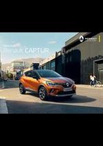 Promos et remises  : Nouveau Renault Captur