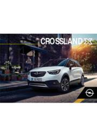 Guides et conseils Opel Namur : Crossland X