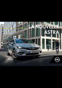 Guides et conseils Opel Gooik : Astra