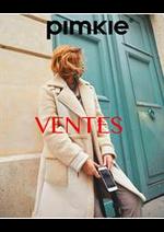 Catalogues et collections Pimkie : VENTES