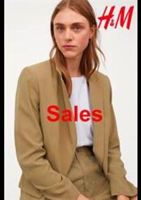 Catalogues et collections H&M Lausanne - Rue St-Laurent  : Sales