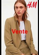 Catalogues et collections H&M : Vente